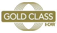 i-CAR Gold Class Certification